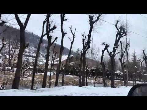 Trip to Srinagar