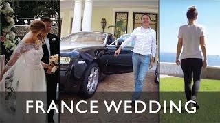 French Riviera Vacation - Monaco - Eze - GoPro HD Wedding