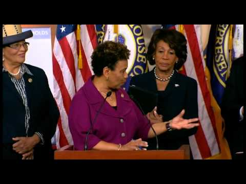 Joint Economic Committee and Congressional Black Caucus Press Conference (4/14/15)