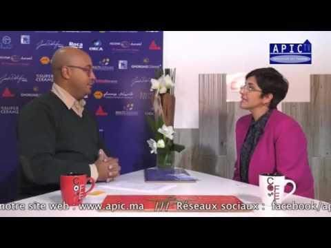 Live #ApicTv   Interview avec Mme Bouchra Kadiri Directrice Générale Agence U