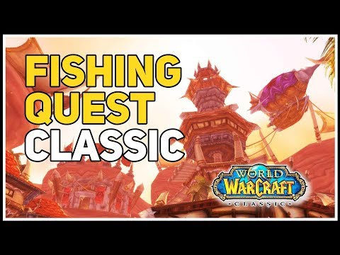 Nat Pagle Angler Extreme WoW Classic
