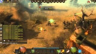 Drakensang Online видео обзор онлайн игры