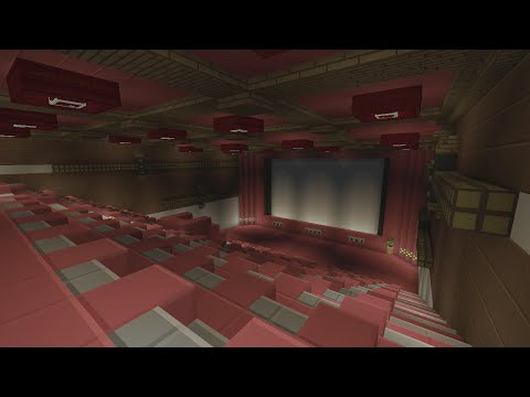 Minecraft Xbox - ODEON Cinema ( Movie Theatre )