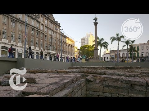 Where Slaves Arrived In Brazil   The Daily 360   The New York Times