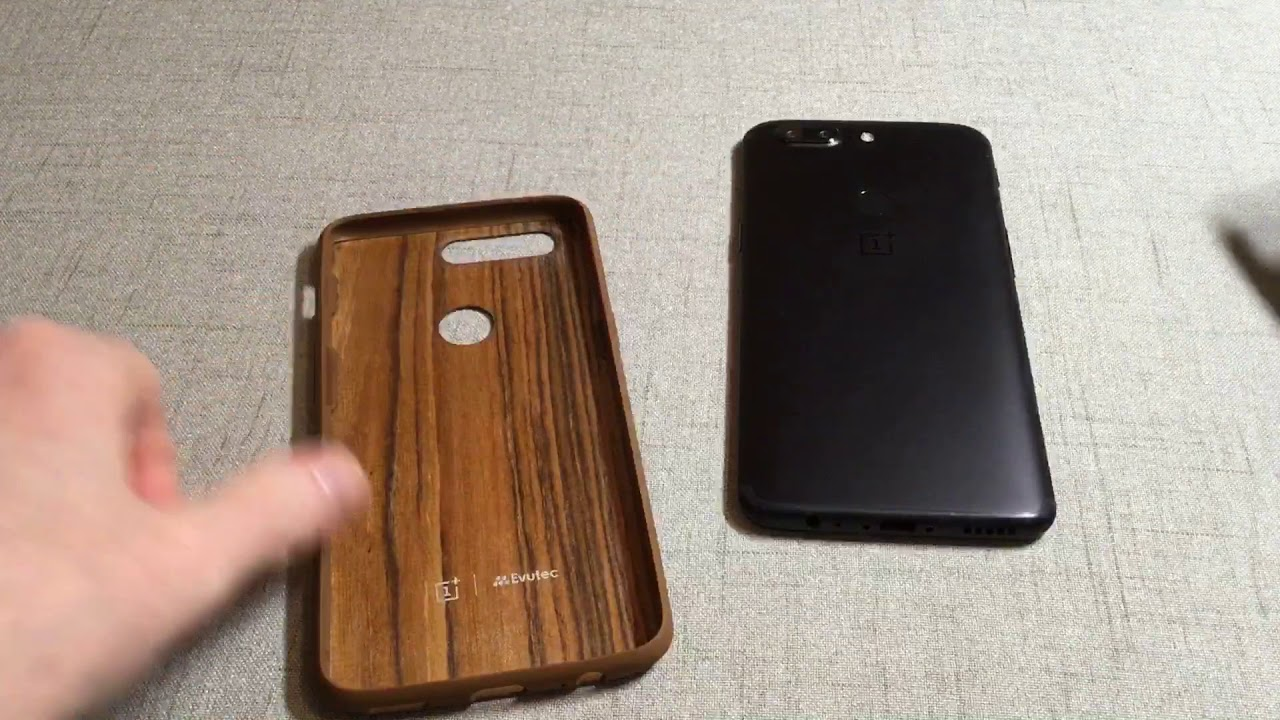 best website 80210 825b1 Official OnePlus 5T Bumper Case Rosewood Unboxing and Review
