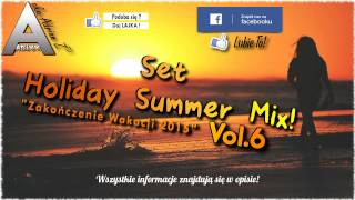 Set Holiday Summer Mix! Vol.6 | Składanka Dance, Disco, Club