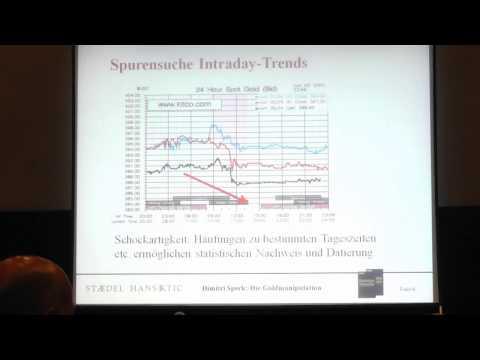 Dimitri Speck - Aktueller Stand der Goldpreis-Manipulation (TEIL 1 von 5)