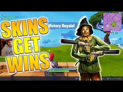 Skins Get Wins - Fortnite (Brite Bomber)