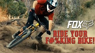 Ride Your F#%king Bike! - Feat. Kirt Voreis, Josh Lewis and Josh Bryceland