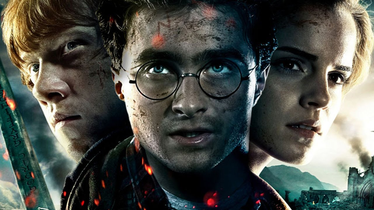Ten Years of Harry Potter - Epic Featurette - YouTube