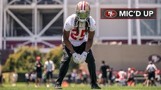 Mic'd Up: Richard Sherman's Animated Return to the Practice Field