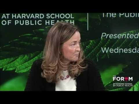 Marijuana's Effects on Teen Brains: Highlight from Legalizing Marijuana HSPH Forum