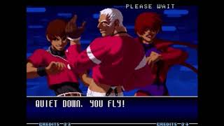 (TAS) The King Of Fighters 2002 - Orochi Team TeamPlay