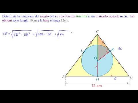 Definizioni, elementi e proprietà di circonferenza e cerchio von YouTube · Dauer:  11 Minuten 7 Sekunden