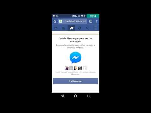 Como Ver Los Mensajes De Facebook Sin Necesidad De Messenger
