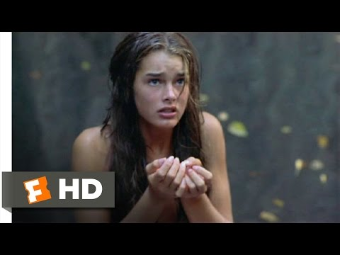 The Blue Lagoon 28 Movie   You're Bleeding! 1980 HD