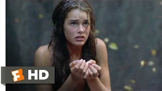 Repeat youtube video The Blue Lagoon (2/8) Movie CLIP - You're Bleeding! (1980) HD