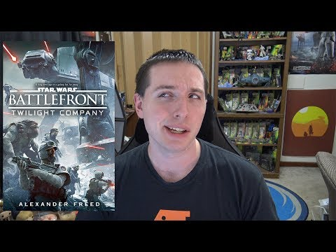 Star Wars Battlefront: Twilight Company | Book Review!