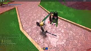 Roblox:(Swordburst 2)comment obtenir lvl 70 épées et armures