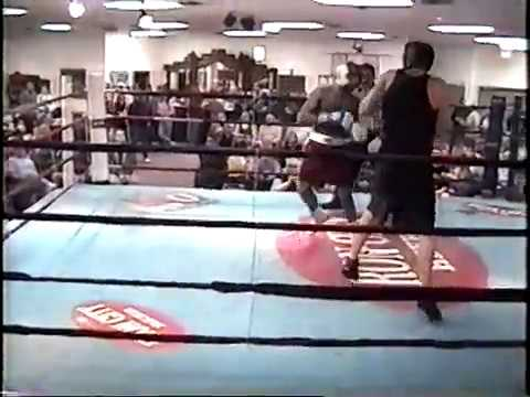Michael L Anderson JR - Boxing Highlights: '92 - '03
