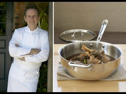 "Lamb Shanks Roasted ""al la Matignon"" with Chef Thomas Keller"