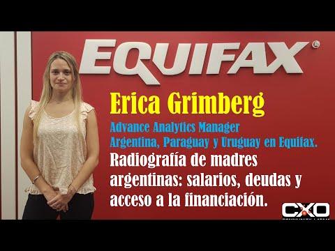 🎙️ Entrevista a Erica Grimberg (Equifax) 💪🤩 Radiografía madres argentinas, salario, deudas y más 🚀