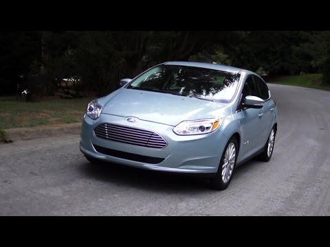Car Tech - 2015 Ford Focus Electric