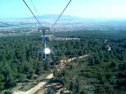 teleferic in parnitha athens