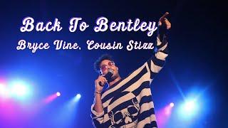 Back 2 Bentley Presents: Bryce Vine, Cousin Stizz | Bentley University