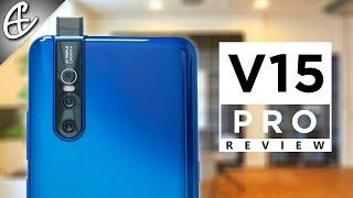Vivo V15 Pro Review - Beautiful, Unique, Under 30k!