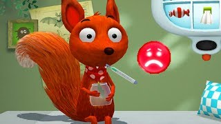 Fun Forest Animal Care Kids Game - Play Little Fox Animal Vet Game