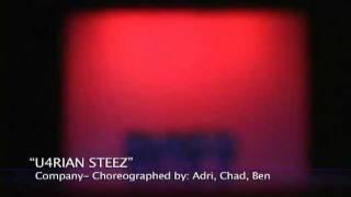 u4ria dance company recital 2011