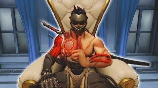 [Overwatch] The Genji King!