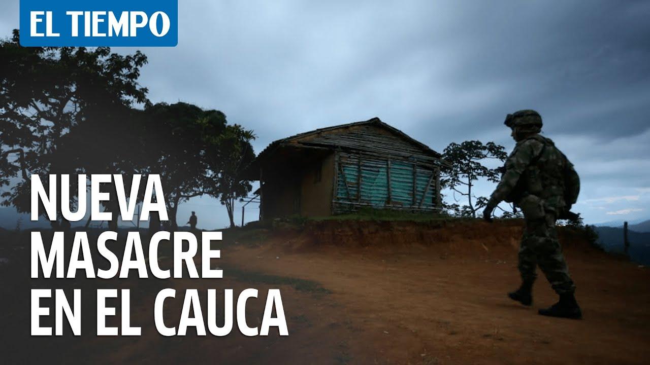 Confirman masacre de seis jóvenes en Buenos Aires, Cauca