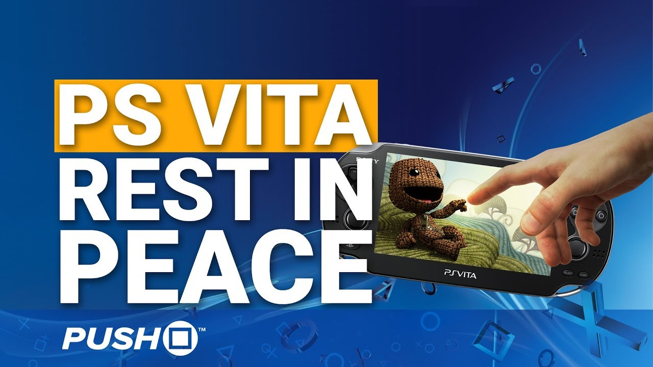 PS Vita Island Closed as Sony Officially Lays Handheld to