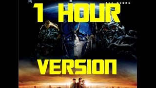 Repeat youtube video Transformers - Arrival to Earth - 1 HOUR VERSION