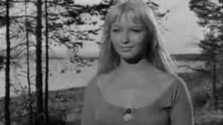 "Marina Vlady in film ""La Sorcière"" (High Quality)"