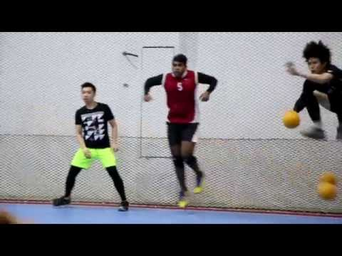 Dodgeball Malaysia - JOKERS.D.C!!!  | MMS PRODUCTION