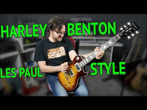 Harley Benton SC 550 Les Paul Style Guitar Review