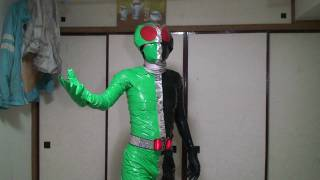 家庭にある道具で仮面ライダーになる方法 Method of easily to hero thumbnail