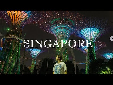 I'M MOVING TO MARINA BAY IN SINGAPORE!