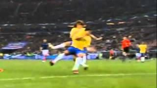 France vs Brazil (1-0) All Goals _ Highlights [Friendly] 09_02_2011 melhores momentos