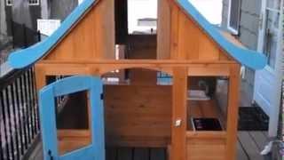 Storybrooke Cedar Summit Playhouse Assembly