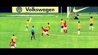 Alex Oxlade-Chamberlain vs Brazil