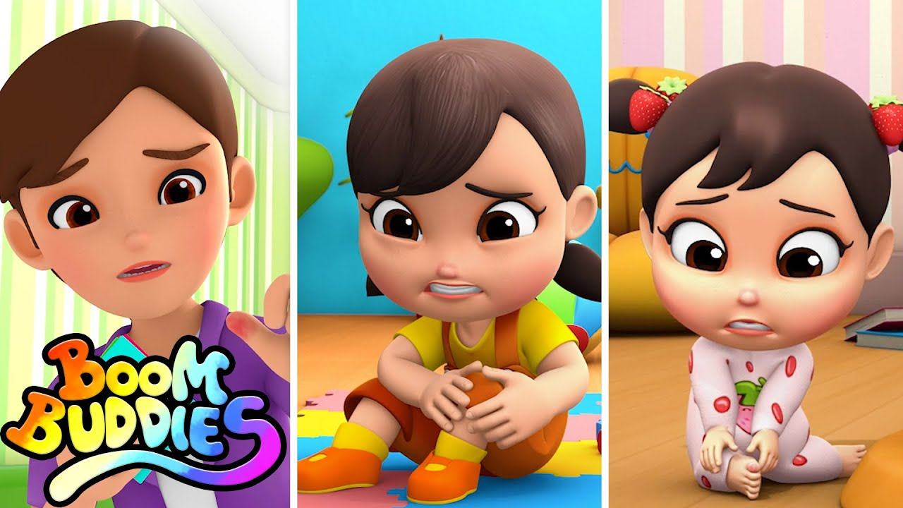 Download The Boo Boo Song   Nursery Rhymes and Kids Songs For Children   Baby Rhyme