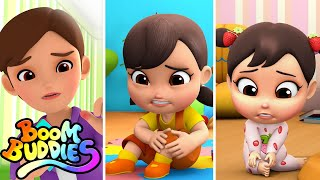 The Boo Boo Song | Nursery Rhymes and Kids Songs For Children | Baby Rhyme