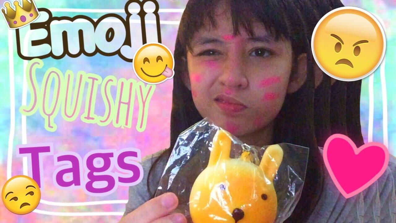Emoji Squishy Tag : Emoji Squishy Tag ?? (TH) Gina JJ ?? - YouTube