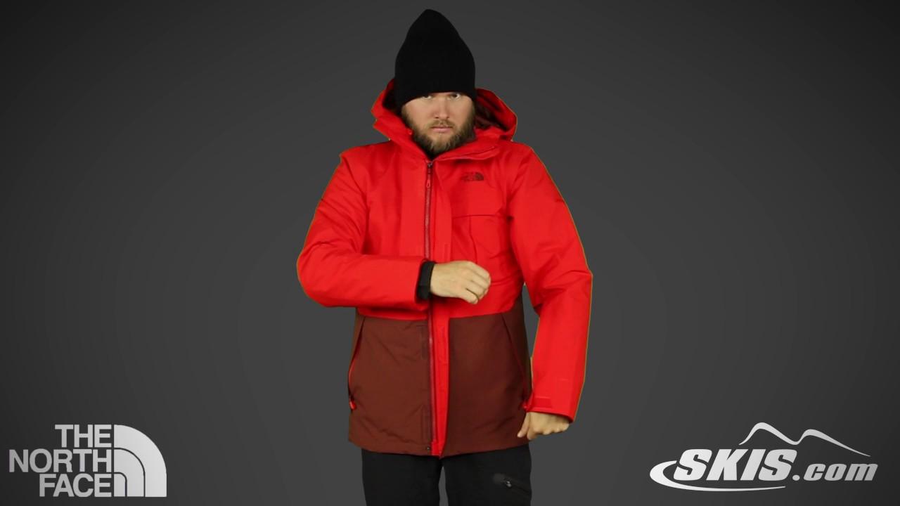 dbfabda807 2017 The North Face Garner Mens Jacket Overview by SkisDotCom - YouTube