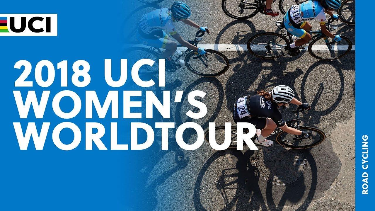 UCI Women's WorldTour 2018