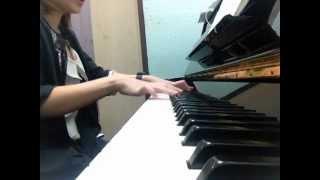 ทุกสิ่ง(Pru) Piano Cover by Aom